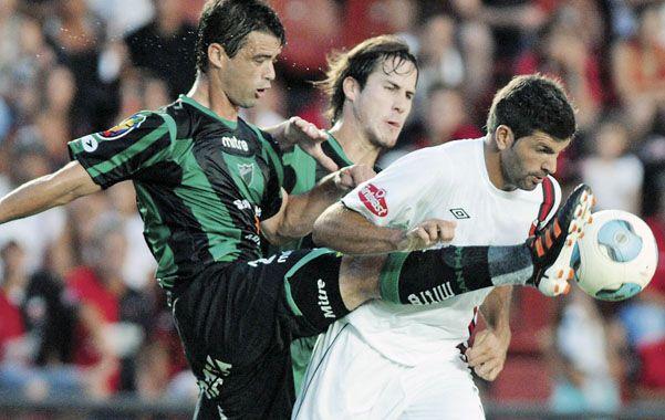 Muy cerca. El goleador de Colón dejó plantado a Pumas de México para jugar en el equipo dirigido por Carlos Bianchi.