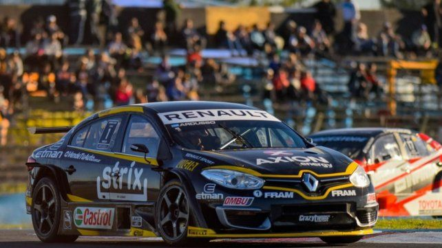 Facundo Ardusso se impuso en Súper TC 2000 que se corrió en Rosario