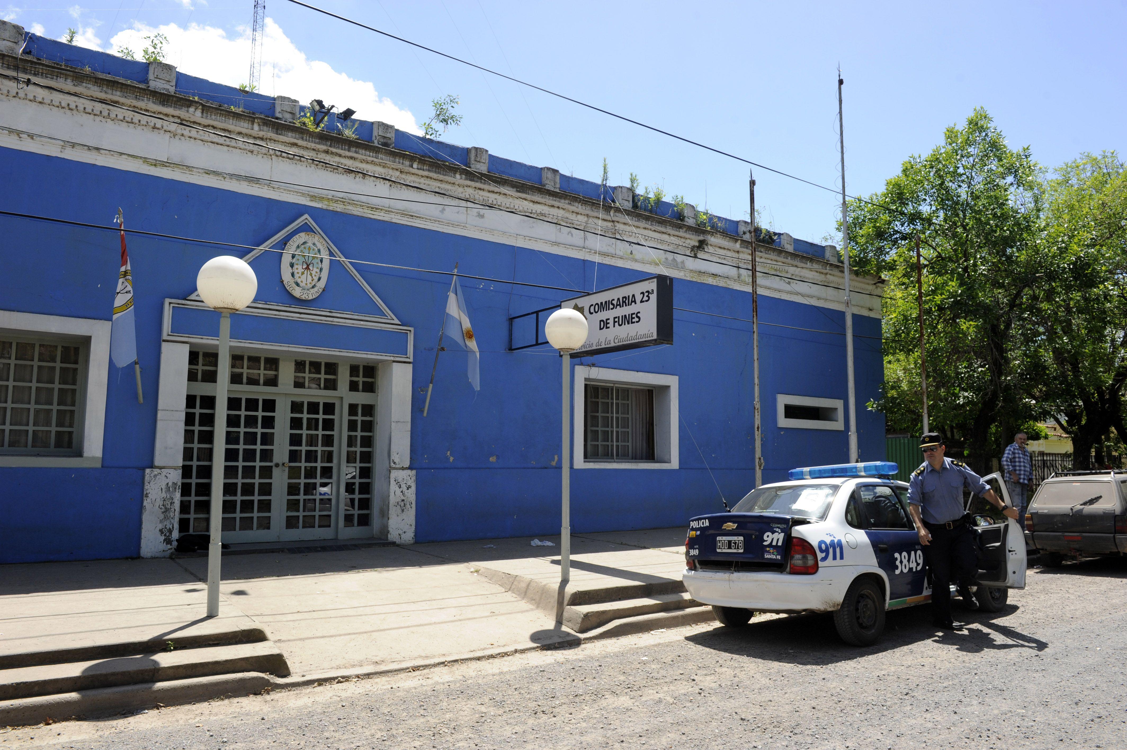 La comisaría 23ª de Funes lleva adelante las actuaciones por razones de jurisdicción.