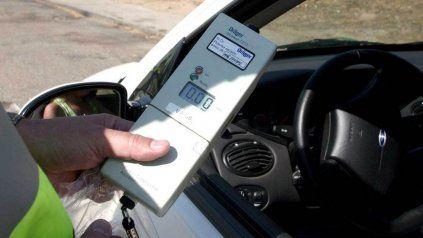 Alcohol cero al volante