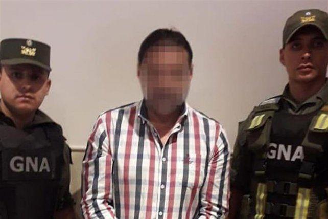 El exintendente de Empedrado fue detenido junto a su hija y su exyerno.
