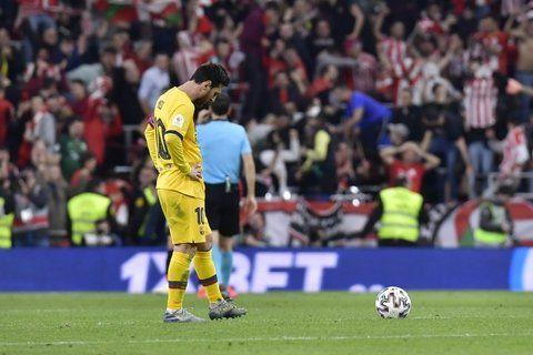 Sorpresa: Barcelona y Real Madrid afuera