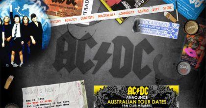 Australia: los fanáticos agotaron las entradas para AC/DC en pocos minutos