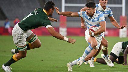 El seleccionado argentino de rugby seven alcanzó este martes las semifinales de los Juegos Olímpicos Tokio 2020.