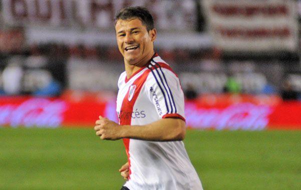 Su mejor momento. Rodrigo Mora está afiladísimo en su rol de goleador.