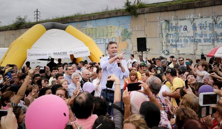 Macri adelantó que en su gabinete va a haber mucha gente que no es de la política.