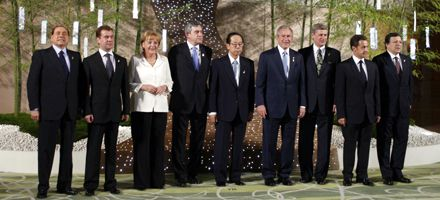 Arrancó en Japón la cumbre del G8 con África en la agenda del primer día