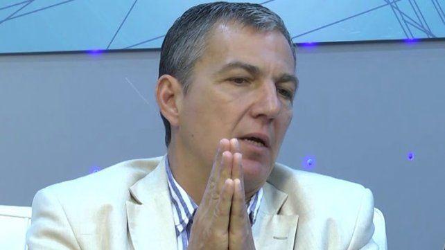 El ministro de Trabajo de la provincia, Juan Manuel Pusineri, fue el encargado de ratificar la oferta del 35 por ciento.