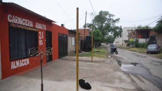 El negocio de barrio Godoy donde sucedió el homicidio