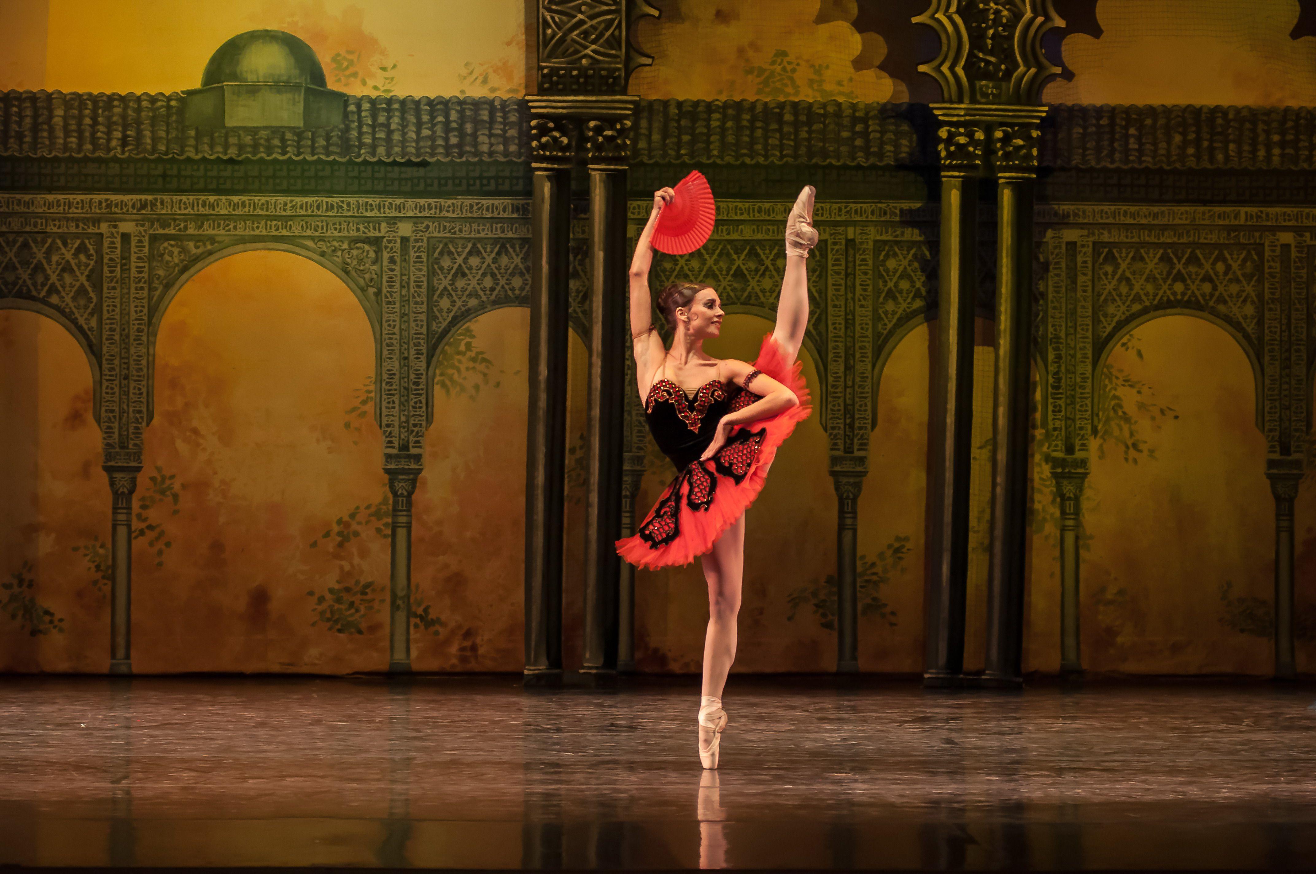 Programa. Nadia Muzyca bailará con Edgardo Trabalon.