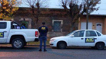 El cuarto detenido en el caso es un remisero de Plaza Clucellas, la localidad ubicada al norte de Estación Clucellas, donde fue arrestado el ex empleado de la cooperativa láctea que, se presume, pergeñó el ataque.