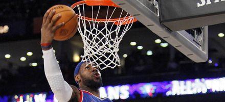 El este se impuso en el Juego de las Estrellas de la NBA