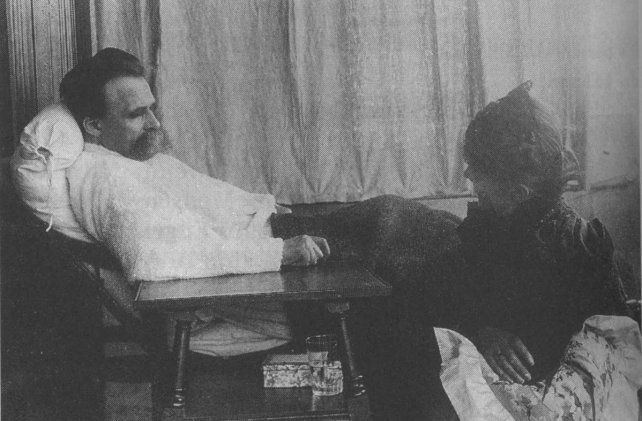 Nietzsche en sus años finales