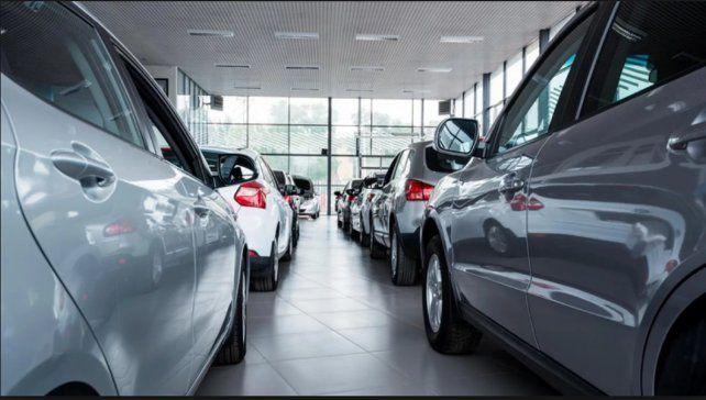 El patentamiento de autos 0 km volvió a registrar una fuerte caída