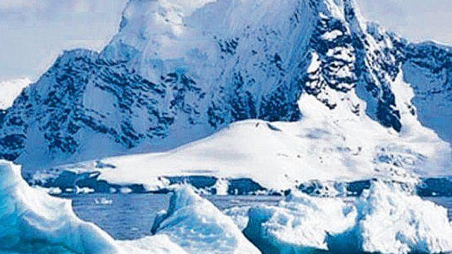 Antártida. El estudio ayuda a comprender el cambio climático futuro.