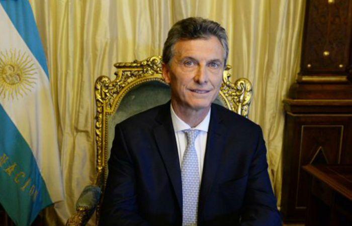El presidente Macri expresó alegría por la recuperación de la nieta 120