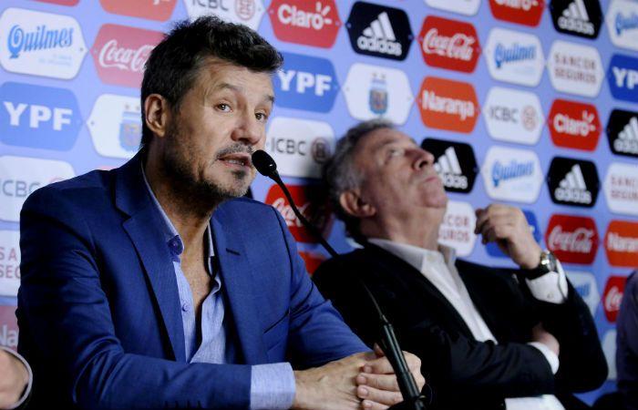 Marcelo Tinelli se opone a que las elecciones se realizan el próximo viernes.