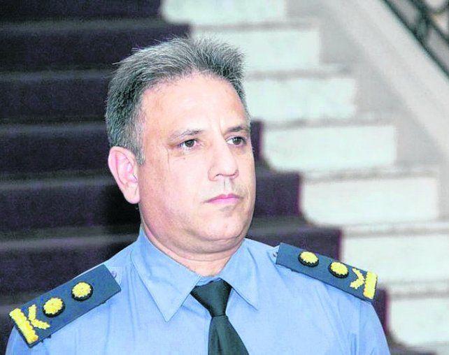 ayer. Rodríguez fue detenido en su despacho de la Unidad Regional V.