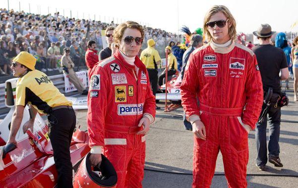 Carrera al cielo. El glamour de las pistas de la Fórmula Uno en los 70