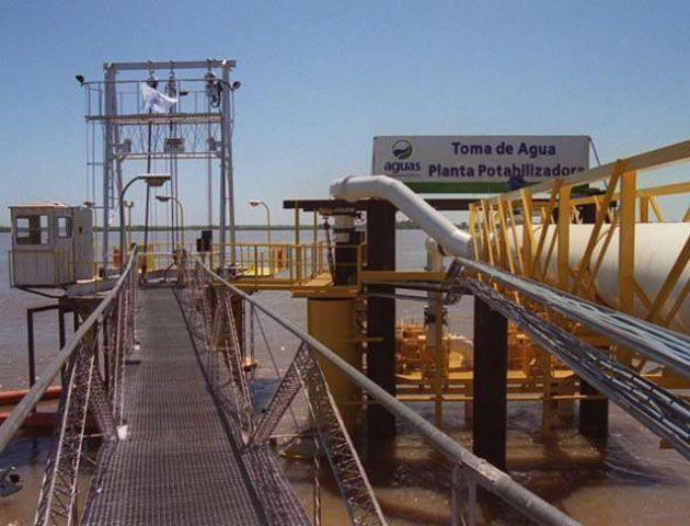 Ciancio dijo que la decisión final sobre el probable aumento de la tarifa de agua la tiene el Enress.