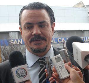 El gobernador Bonfatti