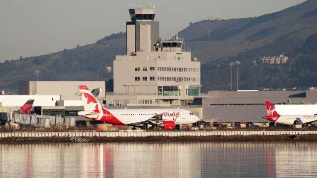 La astucia de un piloto evitó un choque con otros tres aviones
