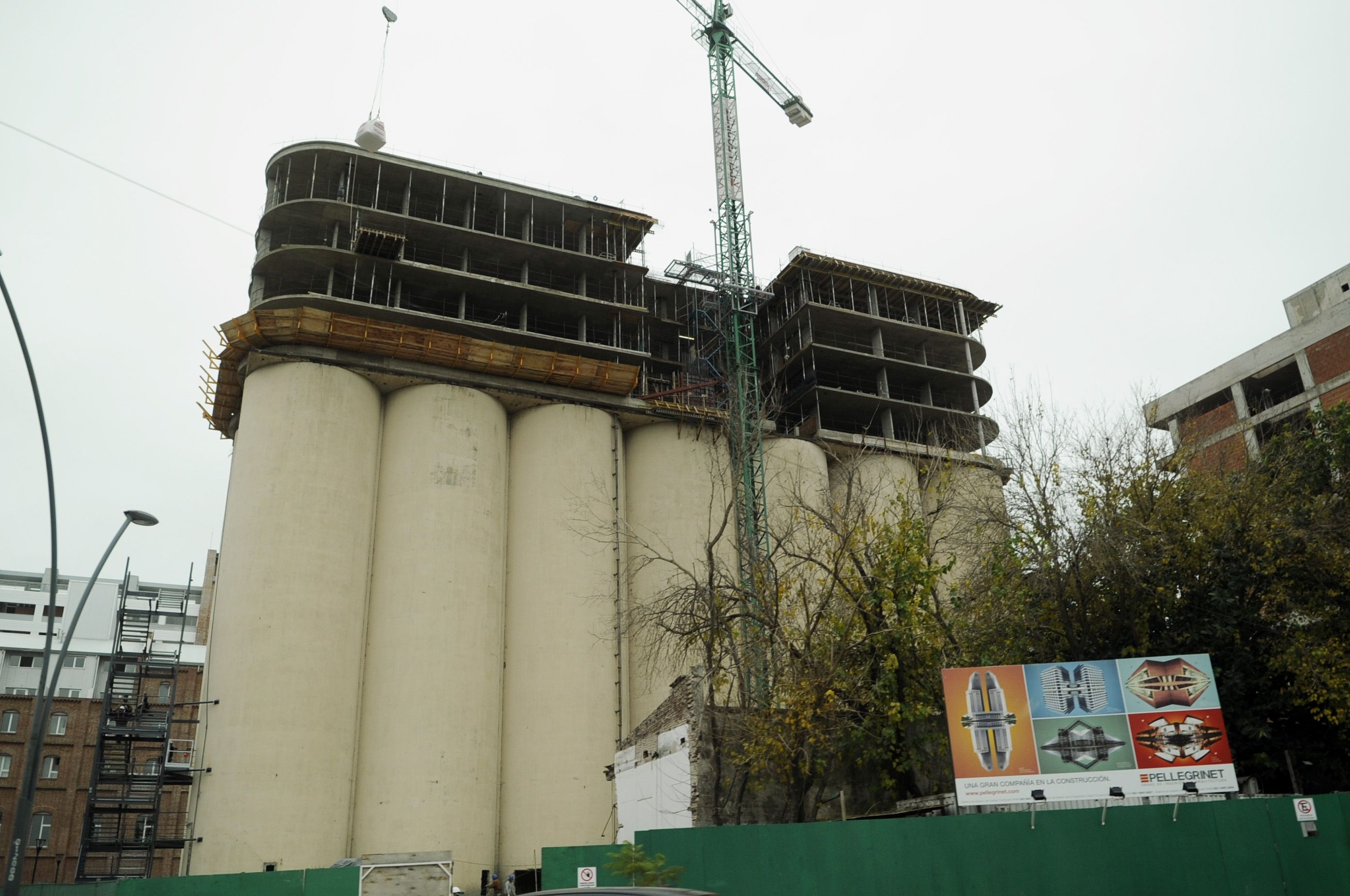 La duda. Ediles quieren más precisiones sobre el permiso de construcción.