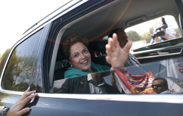 Un 80 por ciento será invertido por Rousseff y por sus dos principales rivales.