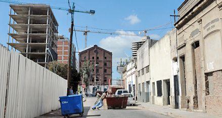 Refinería: un histórico barrio obrero al que ya tientan con un futuro VIP