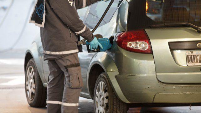 El gobierno dice que el gas y la nafta aún están baratos