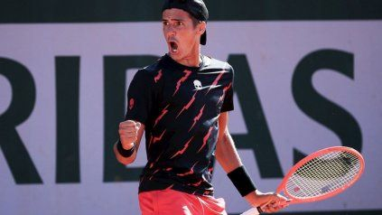 Federico Coria jugará los Juegos Olímpicos en el mejor momento de su carrera.