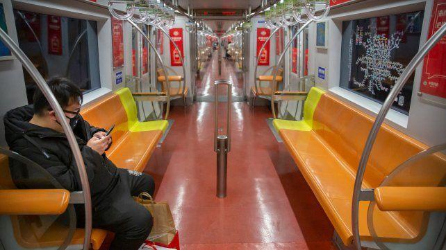 El subterráneo de Beijing
