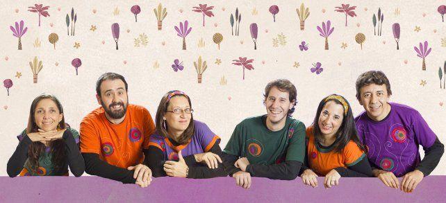 La banda santafesina tiene una extensa y reconocida trayectoria en Argentina y Latinoamérica.