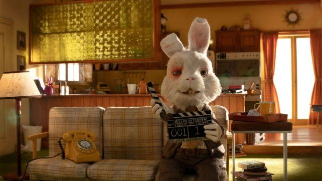 Escena del cortometraje Save Ralph