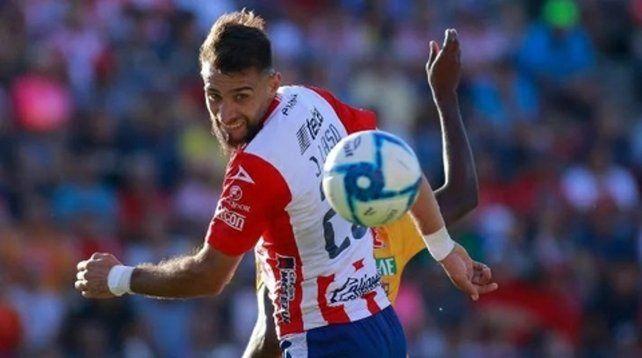 Defensor. Joaquín Laso es el zaguero central que pidió Diego Cocca para suplir de manera rápida la sorpresiva baja de Barbieri .