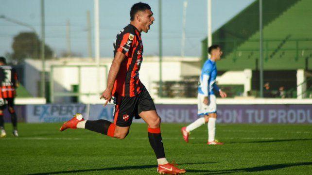 El gol del patrón lo marcó Nicolás Delgadillo