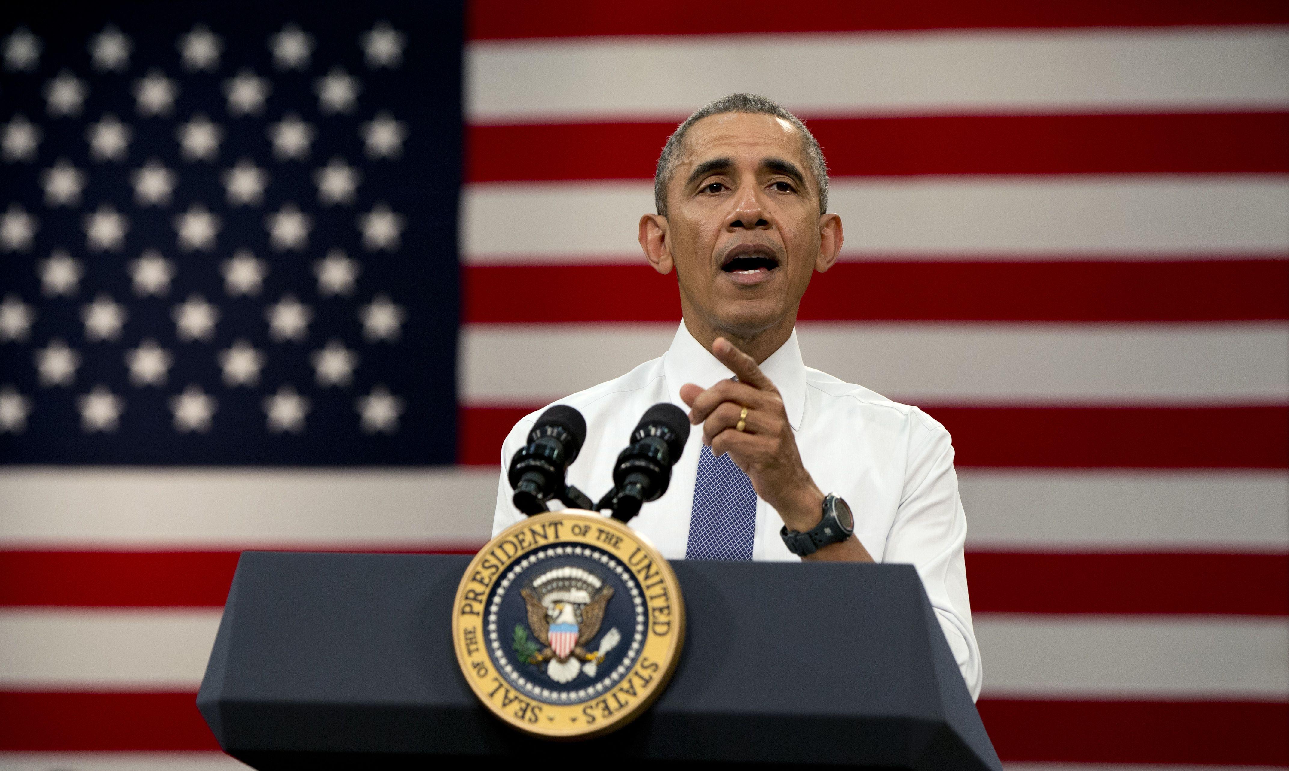 La decisión del presidente Barak Obama ubica a Venezuela como el primer adversario ideológico de Estados Unidos en el continente.