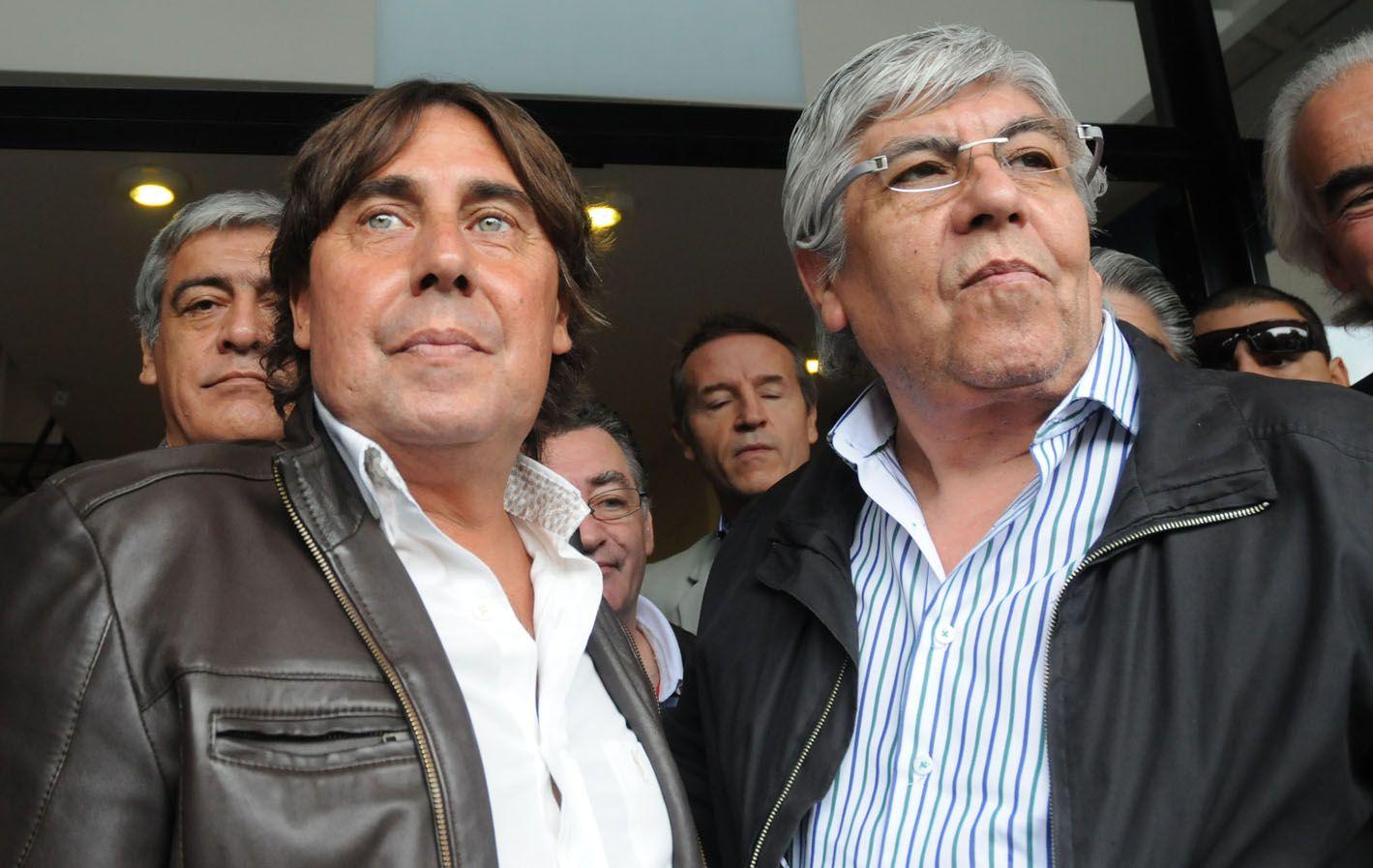 Micheli y Moyano amenazaron con intensificar las medidas de fuerza en septiembre.