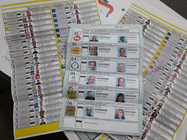 Con 55 listas anotadas para el Concejo