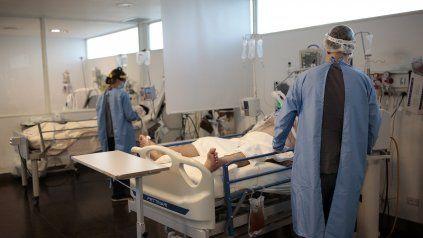 Rosario acumula 65 muertes por coronavirus en los dos primeros días de la semana