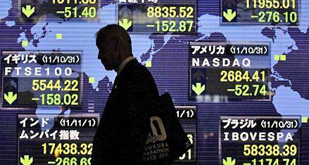 El pesimismo por la deuda europea derrumbó otra vez a los mercados
