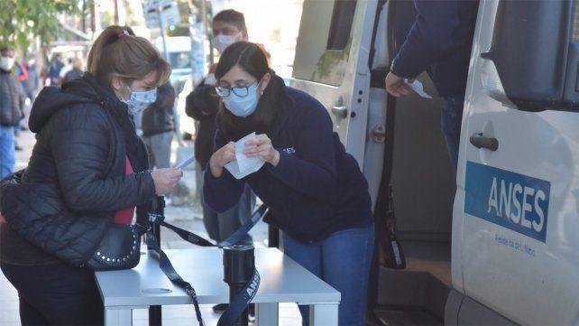 La segunda ola de coronavirus afectó a miles de argentinos