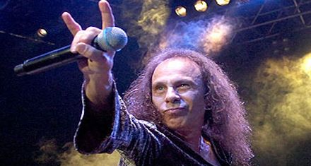 Murió Ronnie James Dio, una leyenda del heavy metal