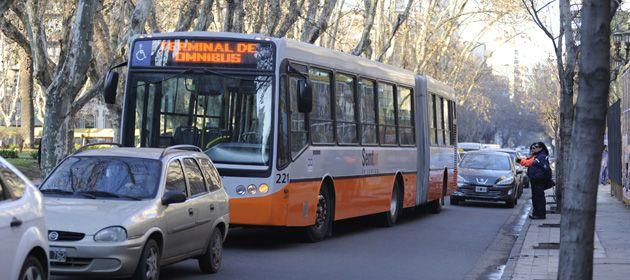 Seghezzo dijo que se está esbozando el sistema de transporte que queremos implementar desde 2015.
