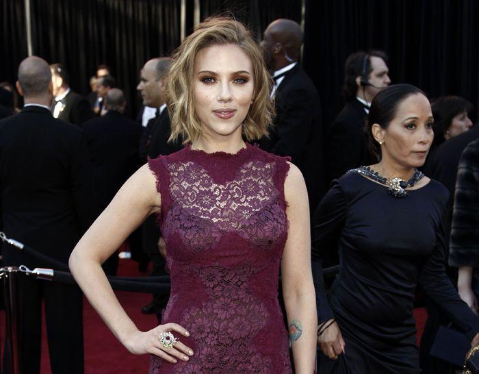 La alfombra roja ya está lista: se vienen los premios Oscar