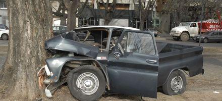 Datos oficiales: son 538 los fallecidos por accidentes de tránsito en Santa Fe en 2008