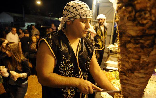 Entre el 7 y el 16 de noviembre se llevará a cabo la Fiesta Nacional de las Colectividades. (foto archivo: Gustavo de los Ríos)