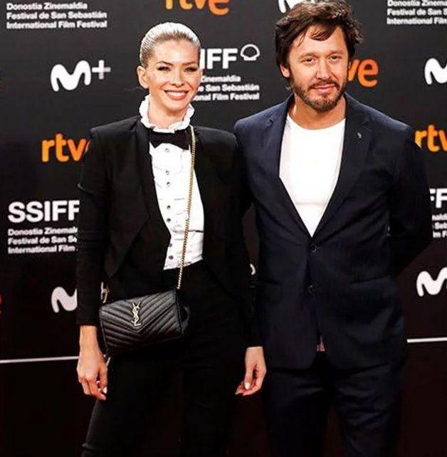Las fotos de la China Suárez y Benjamín Vicuña, enamorados en San Sebastián