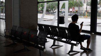 El movimiento en la Terminal fue nulo durante la cuarentena pero aumentó notablemente hacia el verano.