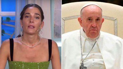 Al ataque. Juanita Viale salió a contestar un pedido que hizo el Papa sobre la situación que se vive en el sudeste asiático con los refugiados.